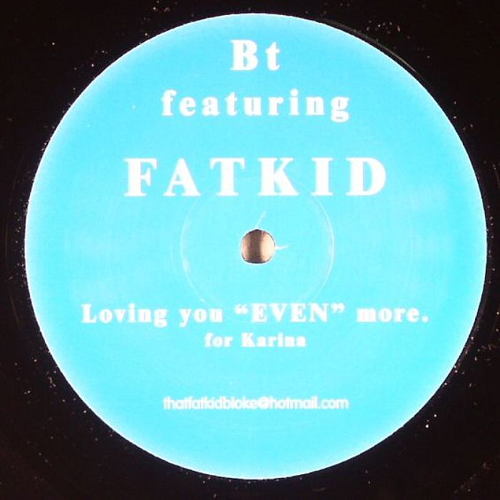 FATKID - Loving You Even More