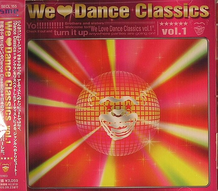 VARIOUS - We Love Dance Classics Vol 1