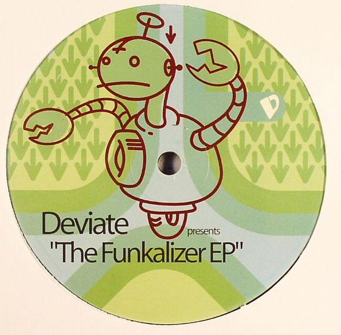 DEVIATE - The Funkalizer EP