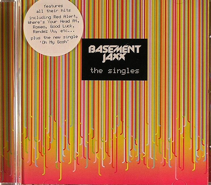 BASEMENT JAXX The Singles Vinyl At Juno Records