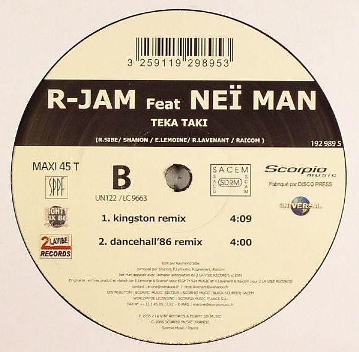 R JAM feat NEI MAN - Teka Taki