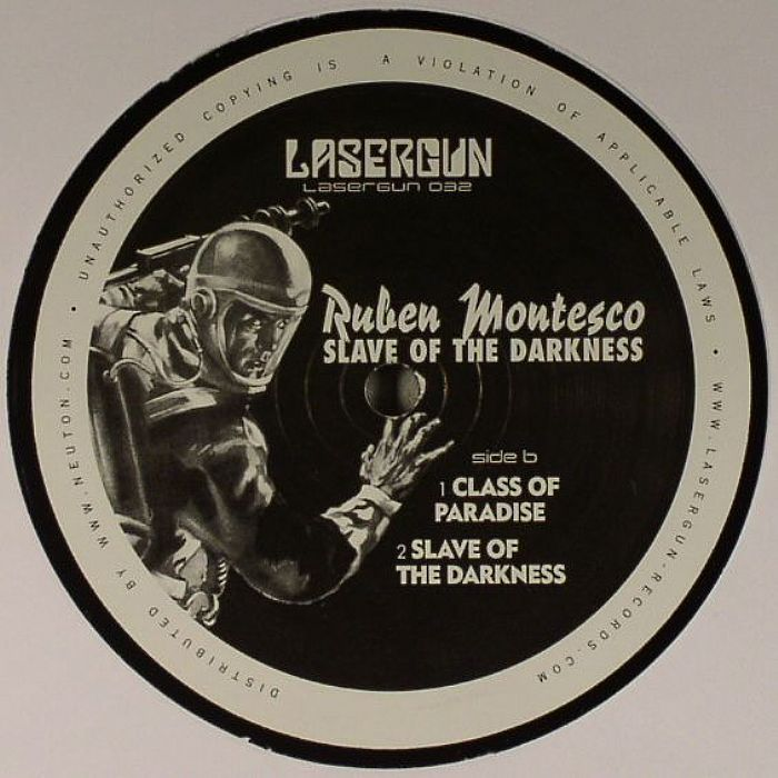 MONTESCO, Ruben - Slave Of The Darkness