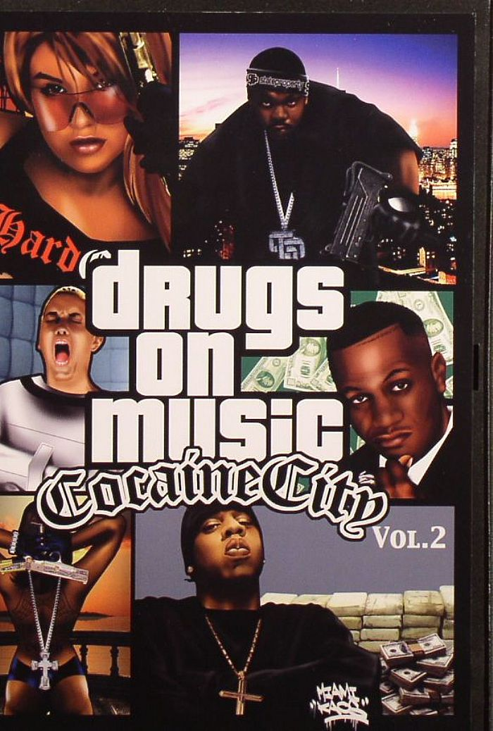 VARIOUS - Drugs On Music: Cocaine City Volume 2