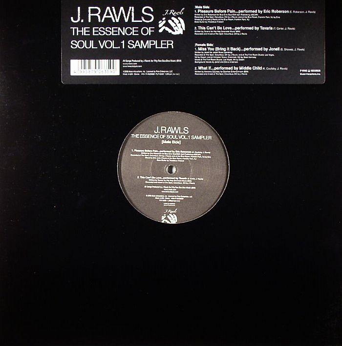 J. Rawls - The Essence Of Soul