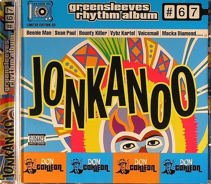 VARIOUS - Rhythm 67: Jonkanoo