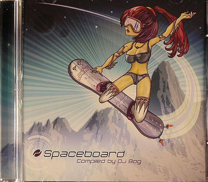 VARIOUS - Spaceboard