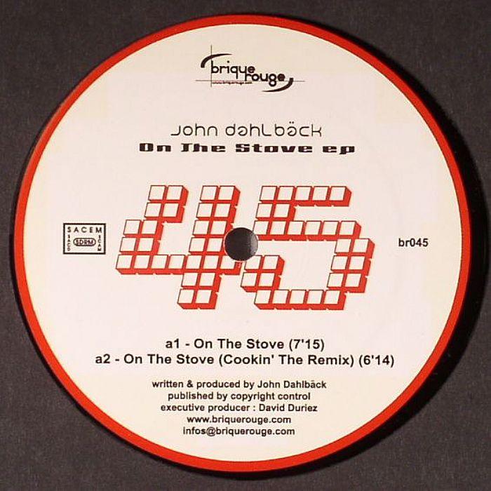 DAHLBACK, John - On The Stove EP