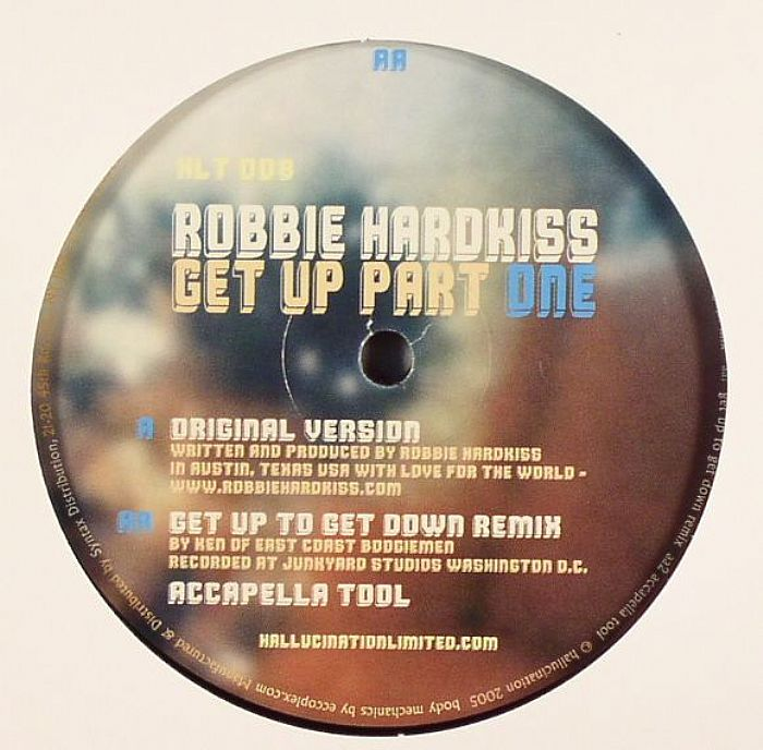 HARDKISS, Robbie - Get Up (Part One)