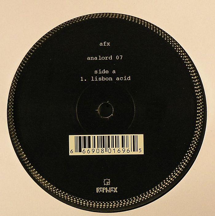 Aphex Twin AFX Analord 05