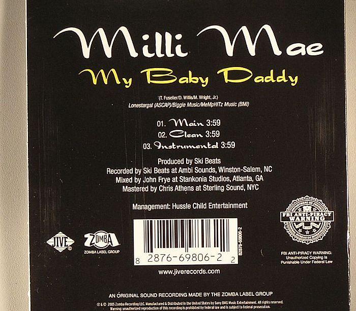 MAE, Milli - My Baby Daddy