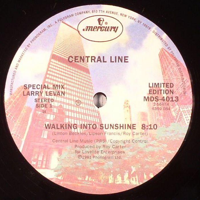 CENTRAL LINE - Walkin Into Sunshine