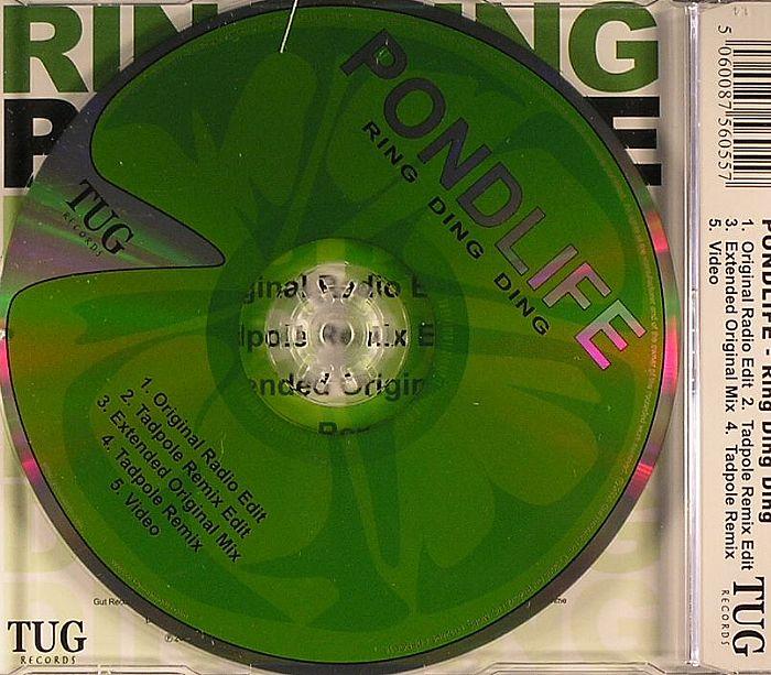 PONDLIFE - Ring Ding Ding