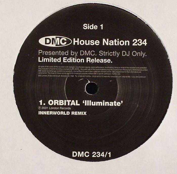 ORBITAL/SHAKEDOWN/DJ POVERELLO - DMC House Nation 234