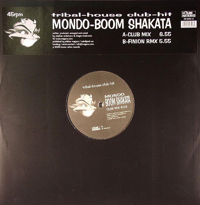 Mondo - Boom Shakata