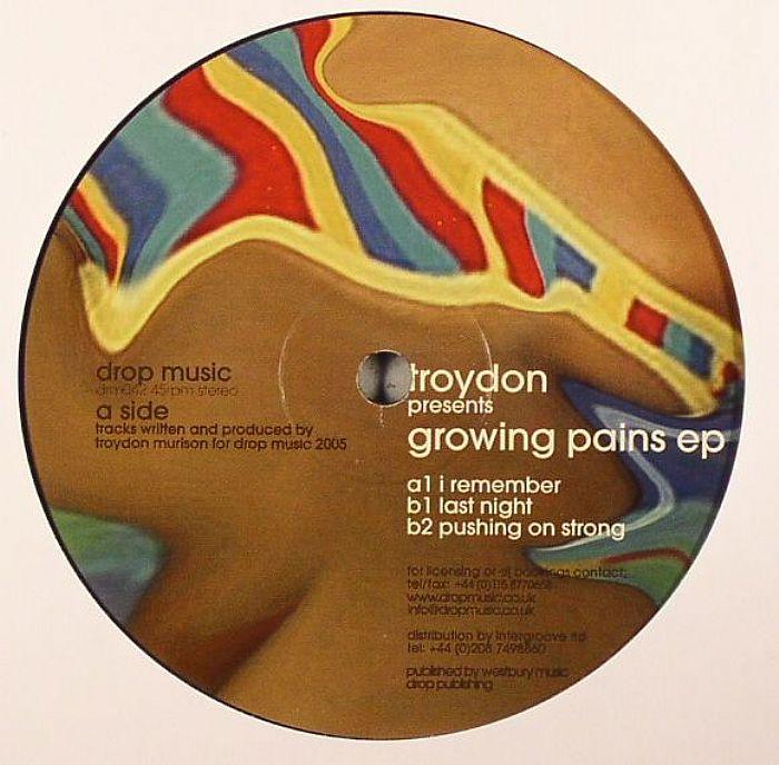 TROYDON - Growing Pains EP