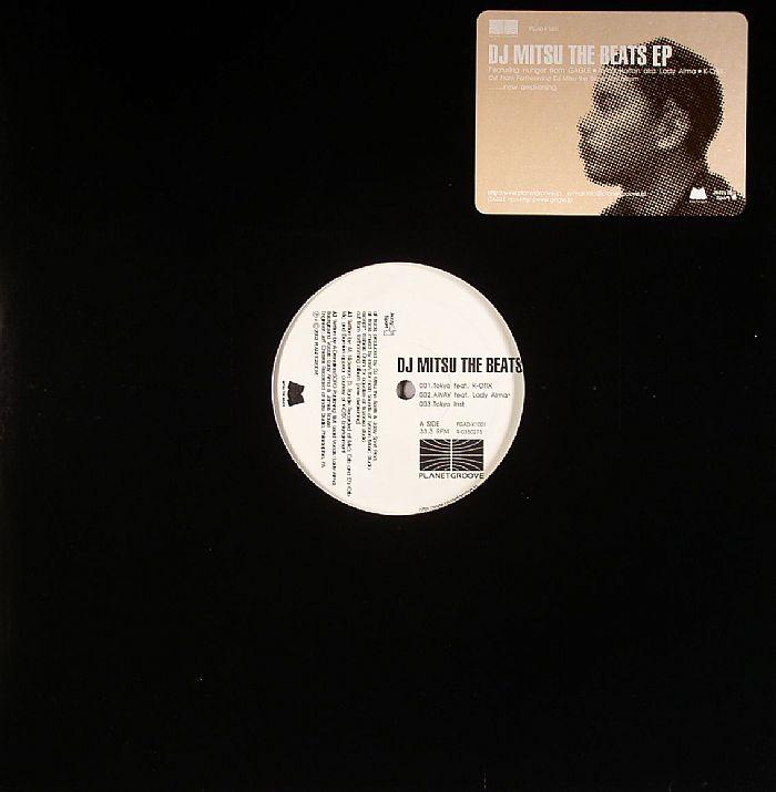 DJ MITSU THE BEATS The Beats EP 02 vinyl at Juno Records.
