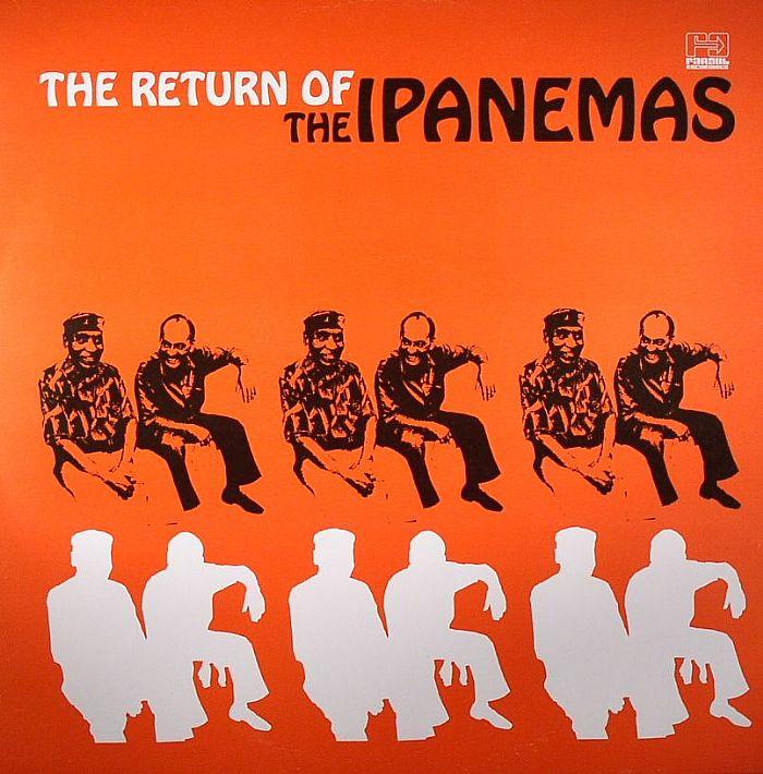 OS IPANEMAS, The - The Return Of The Os Ipanemas
