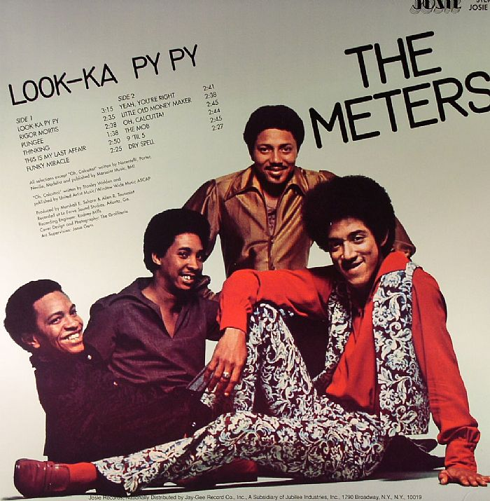 meters the look ka py py vinyl lp ebay. Black Bedroom Furniture Sets. Home Design Ideas