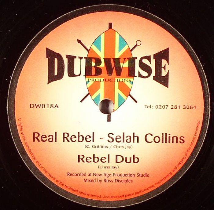 Selah Collins Real Rebel Vinyl At Juno Records