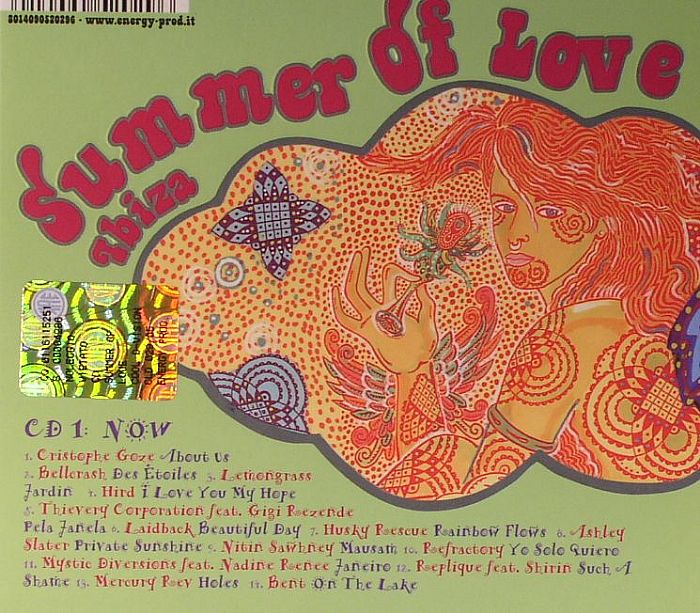 VARIOUS - Summer Of Love Ibiza