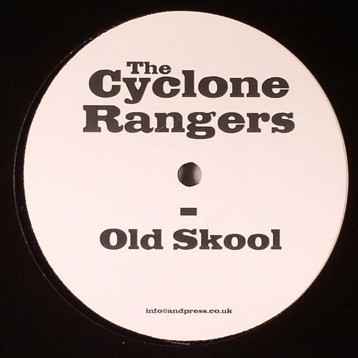 The cyclone rangers old skool vinyl at juno records for Old skool house music