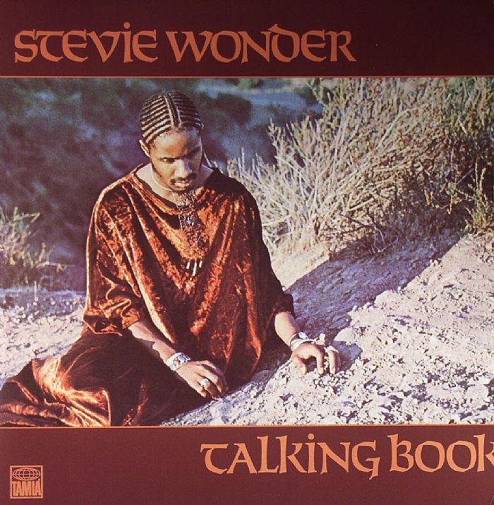 WONDER, Stevie - Talking Book