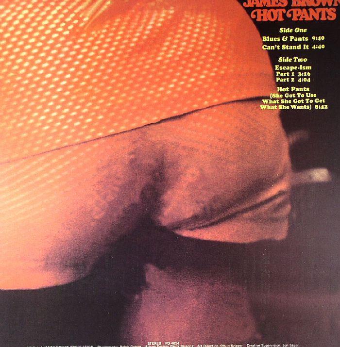 BROWN, James - Hot Pants