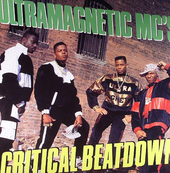 ULTRAMAGNETIC MCs - Critical Beatdown