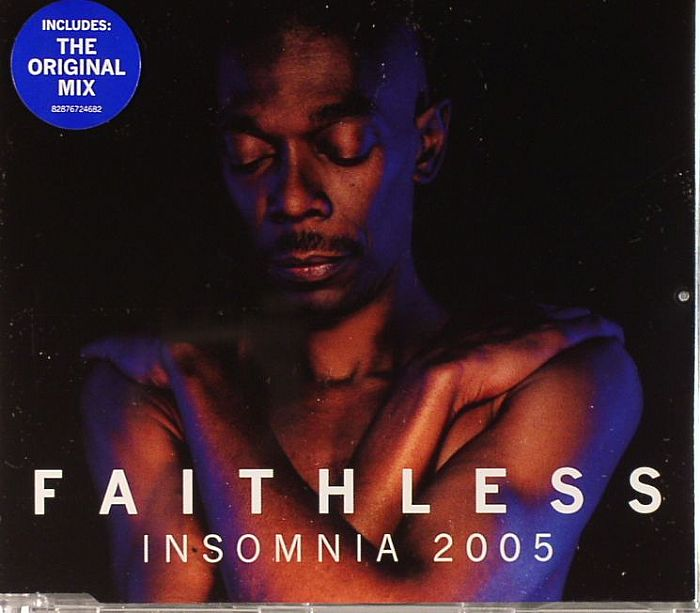 Faithless insomnia 2005 vinyl at juno records for Insomnia house music