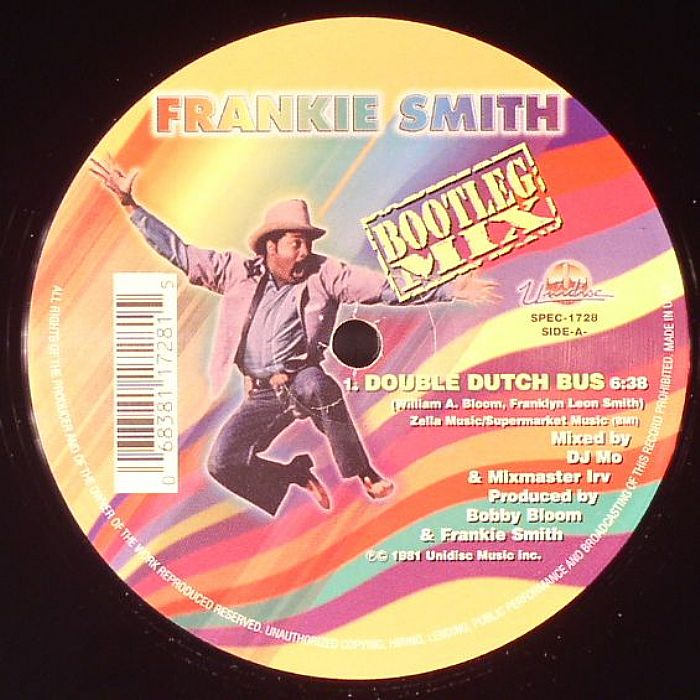 SMITH, Frankie/GINO SOCCIO - Double Dutch Bus