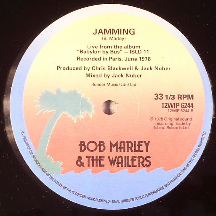 MARLEY, Bob - No Woman No Cry