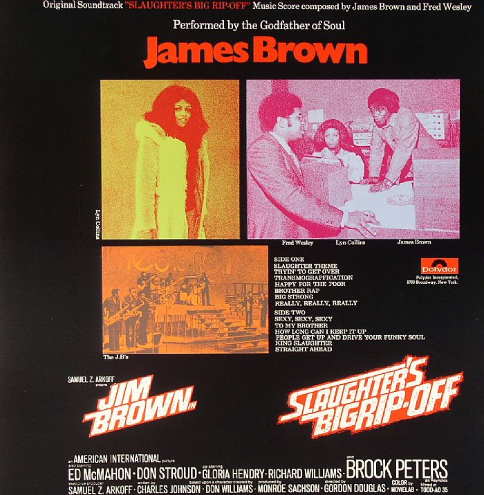 BROWN, James - Slaughters Big Rip-Off