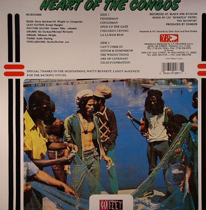 CONGOS, The - Heart Of The Congos