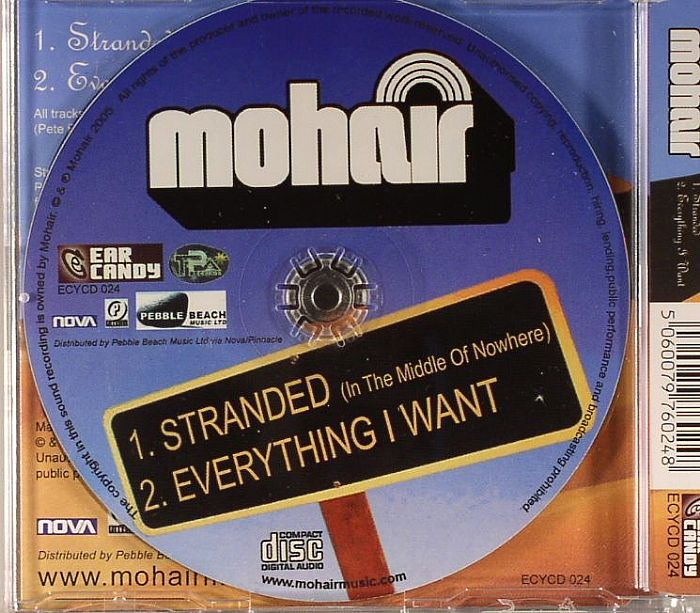 MOHAIR - Stranded (In The Middle Of Nowhere)