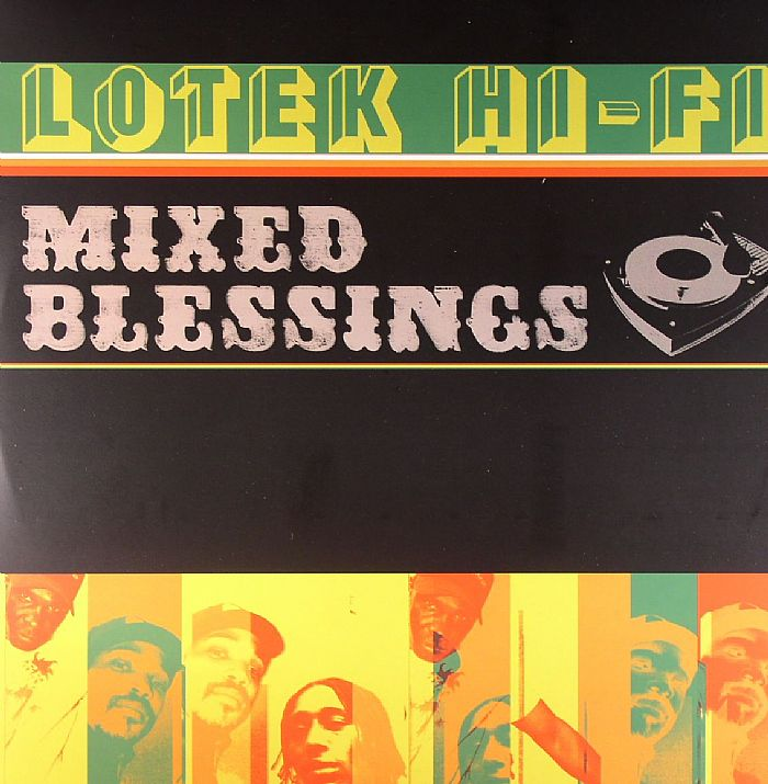 LOTEK HI FI - Mixed Blessings