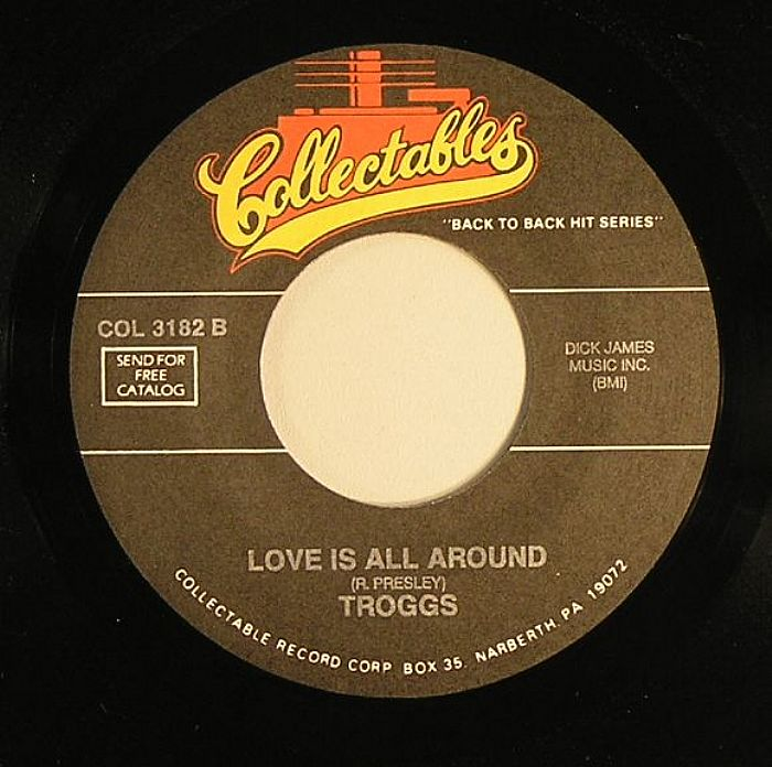 TROGGS, The - Wild Thing
