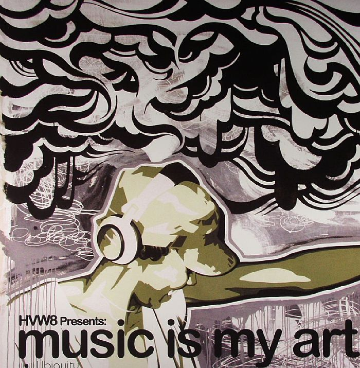 VARIOUS - HVW8 presents: Music Is My Art