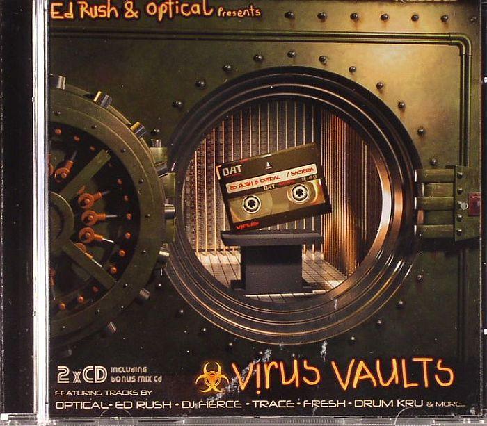 Ed Rush Amp Optical Various Virus Vaults Vinyl At Juno Records