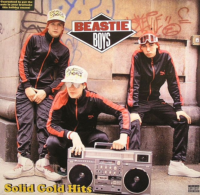 BEASTIE BOYS, The - Solid Gold Hits