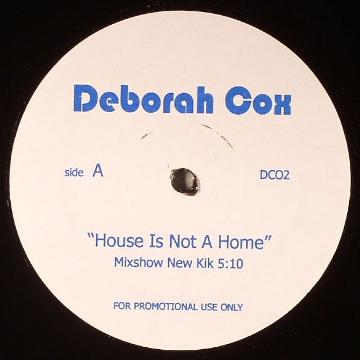 COX, Deborah/KELLY CLARKSON - House Is Not A Home