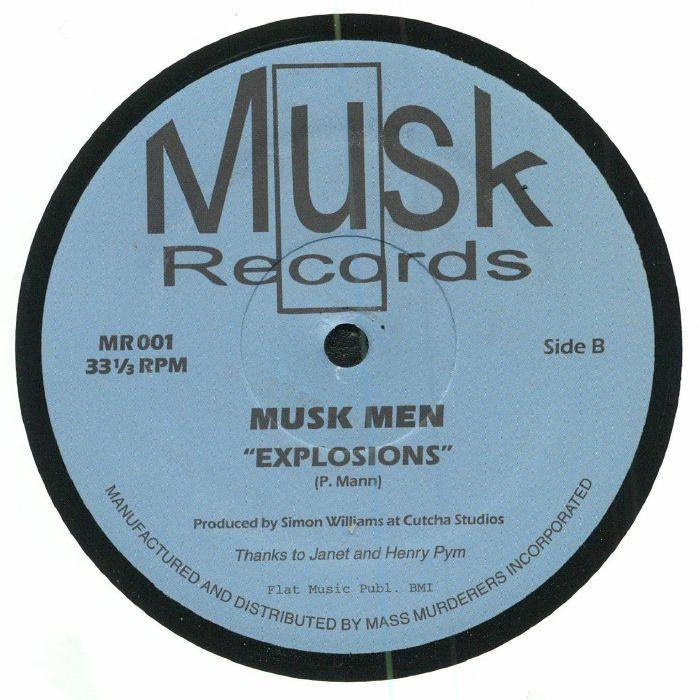 MUSK MEN - I Never Thought