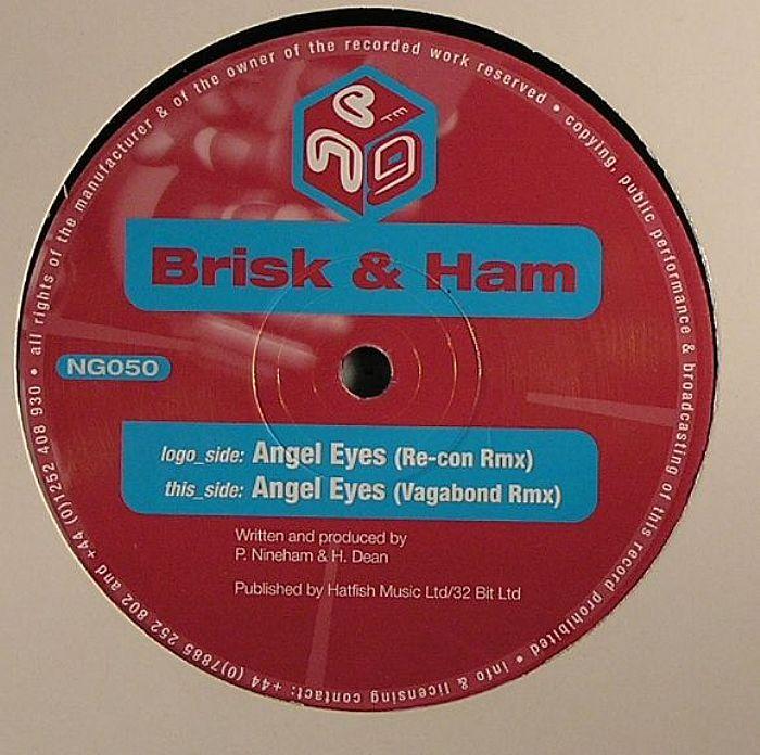 Brisk & Ham - Angel Eyes