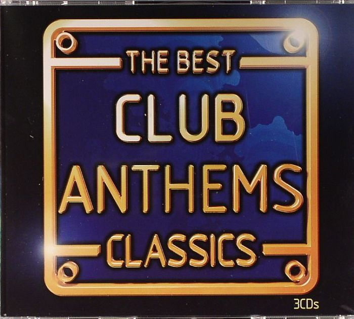 Various the club anthems classics vinyl at juno records for Classic house anthems