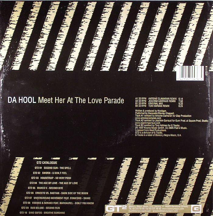 da hool meet her at the love parade remix Image for 'meet her at the love parade (nalin & kane remix)' meet her at the love parade (nalin & kane remix) da hool image for 'music is my life (dj merlin & dj c-bass radio music is my life (dj merlin & dj c-bass radio remix ) dj dean image for 'meet her at the loveparade' meet her at the loveparade.
