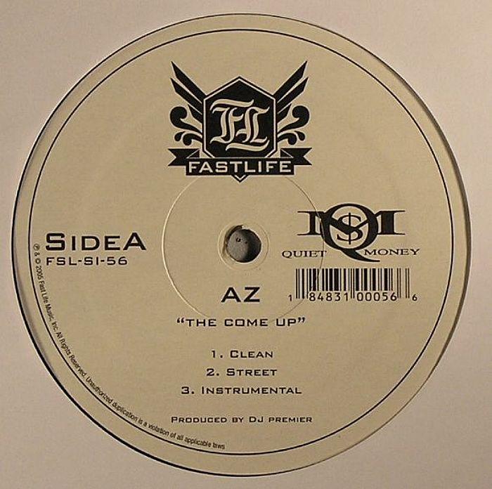 AZ - The Come Up / Magic Hour