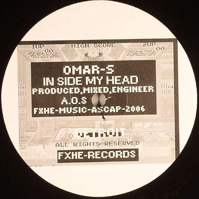 OMAR S - In Side My Head