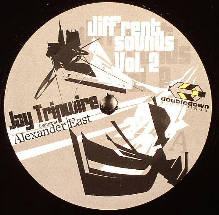 TRIPWIRE, Jay feat ALEXANDER EAST - Different Sounds Vol 2