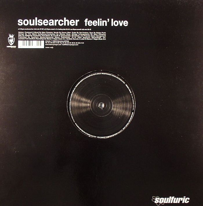Soulsearcher Feelin' Love