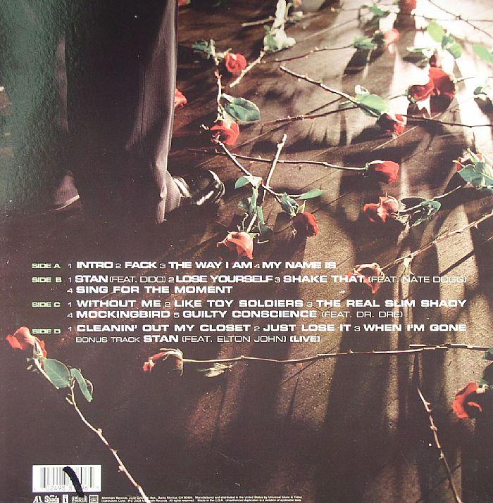 EMINEM Curtain Call (The Hits) vinyl at Juno Records.