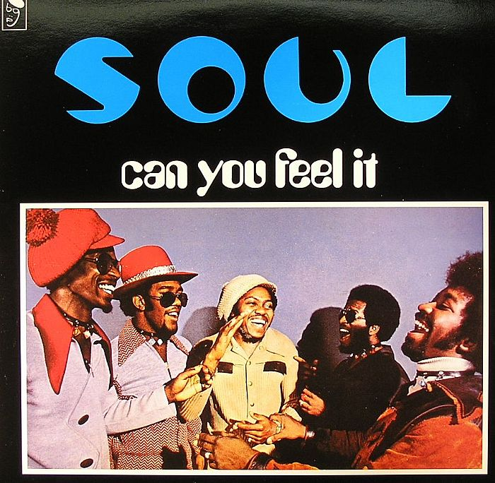 SOUL (SOUNDS OF UNITY & LOVE) - Can You Feel It